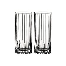 Riedel Drink Specific Glassware Highball Glass, 10 oz, Clear ~ New in Box