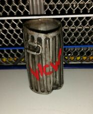 WCW 1999 Marvel wrestling figure accessory Trash Can, WCW written in red on it!