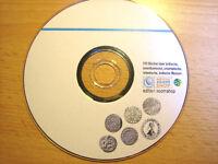 █ 310 Bücher über britische amerikanische orientalische indische Münzen auf DVD