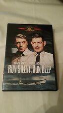Run Silent, Run Deep (DVD, 1999, Vintage Classics) ~ Clark Gable  Burt Lancaster