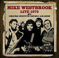 LIVE 1972 - WESTBROOK MIKE [CD]