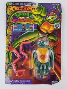 1996 PLAYMATES STRETCH TEENAGE MUTANT NINJA TURTLES TMNT RAPHAEL  ACTION FIGURE