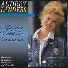 AUDREY LANDERS - CD - AUF DER INSEL DER TRÄUME ( 16 Songs )