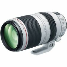 Canon EF 100-400mm f/4.5-5.6L IS II USM Lens for DSLR Cameras