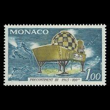 Monaco 1966 - Underwater Research Craft Precontinent III Marine - Sc 645 MNH