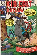 Marvel Kid Colt Outlaw #149 (Aug. 1970) Low/Mid Grade