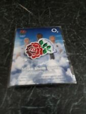 England Rugby Badge New