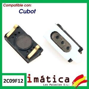 Speaker Headset for Cubot C6W Upper Ear Up Sound