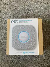 Nest Smoke And Carbon Monoxide S2003BW long life battery