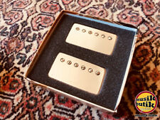 "Bare Knuckle Pickups Humbucker-Set ""The Mule"" Nickel Covers"
