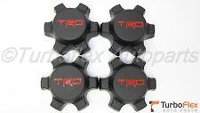 Toyota TRD Trail Teams Center Cap Set of 4 FJ Cruiser 2007-2014 PTR20-35081