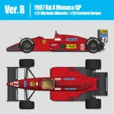 MFH 1/12 FERRARI F187 Ver.B:1987 Rd.4 Monaco GP Malti Material Kit from Japan