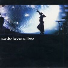 "SADE ""LOVERS LIVE"" DVD NEU"