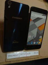 TELEPHONE PORTABLE FACTICE dummy smartphone N°B52-B2 : STARADDICT w/ALTICE noir