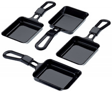 Steba  RC3 Plus 4 Poêlons pour Appareil à Raclette