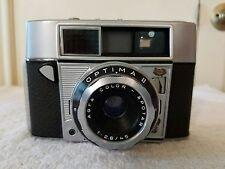 Agfa Optima II S Prontormator 35mm Camera Color Apotar 1:2.8/45 Lens Germany