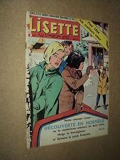 LISETTE 1964/01 (5/1/64) CLAUDE FRANCOIS FRANCOISE HARDY LE PETIT PRINCE PAOLA