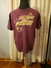 "ADIDAS ""UNLEASH THE POWER"" Men's T-SHIRT Large"