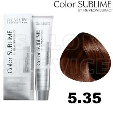 REVLON COLOR SUBLIME BY REVLONISSIMO 75 ML. COL. 5,35 CASTANO CHIARO AMBRATO