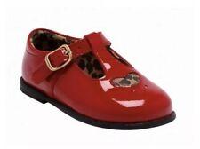 Start Rite By Mylenne Klass Carmen Red Patent  Shoes Size 2F First Walker BNIB