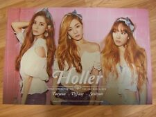 TAETISEO TTS SNSD GIRLS' GENERATION - HOLLER CD W/ BOOKLET + CARD +UNFOLD POSTER
