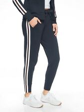 NWT Athleta Metro Track Trim Jogger, Navy Captain SIZE LP L P      #386273 N0119