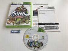 Les Sims 3 Animaux & Cie - Microsoft Xbox 360 - PAL FR - Avec Notice