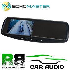 "Echomaster MM-43-CL 4.3"" Car Rear View LCD Reversing Mirror Screen Monitor"