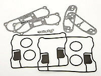 S&S CYCLE ROCKER BOX GASKET KIT FOR DIE-CAST COVERS SUIT HARLEY OR CUSTOM USE