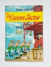 BD - Lucky Luke Les cousins Dalton 12 / 1962 / MORRIS / DUPUIS