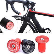 Road Bike Handlebar Ends Bicycle Grip Ends Caps Racing Road Bicycle Bar Plugs