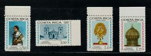 COSTA RICA  1977 50th. Anniv.of Coronation of Our Lady of the Angels. MNH