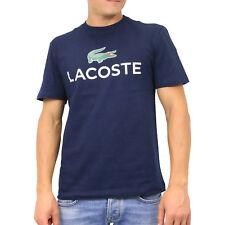 Lacoste Sports Rundhals T-shirt Shirt Kurzarm Herren Gr. s