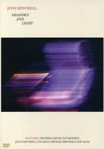 Joni Mitchell - Joni Mitchell: Shadows and Light [New DVD]