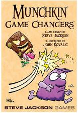 Munchkin Game Changers Fairy Dust Reloaded Booster Steve Jackson Games SJG 1489