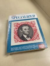 US 2021 SCOTT SPECIALIZED STAMP CATALOGUE - SEALED / NEW / UNOPENED MSRP $139.99