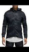 Adidas Mens TKO Jacket Mens Camoflauge Camo Black CF2905 XL