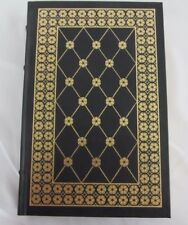 Classic Franklin Library~1984~Fathers and Sons Ivan Turgenev ~Leatherette~Gilt