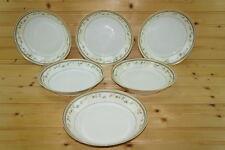 """Haviland Yale Limoges (6) Coupe Soup Bowls, 7 5/8"""""""
