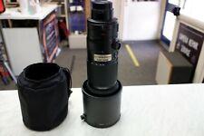 Nikon AF-S Nikkor 200-400mm f/4 G ED VR