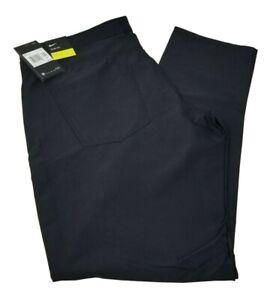 Nike Black Men's Flex Slim Fit Golf Pant Size 36x32