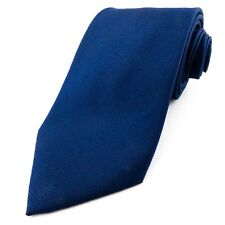 DANIEL HECHTER Paris Navy Blue Mens Tie