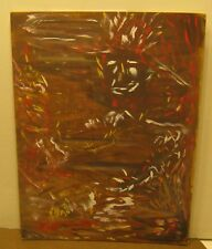 """ART """"Ghosts In The Desert"""" Acrylic on Board ORIGINAL PAINTING by The Seller!!"""