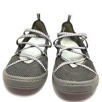 Jsport By Jambu Sideline Encore Walking Shoe Womens Charcoal Pink Size 8M Us