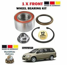pour Mazda MPV 2.0TD 2.0 2.3 1999-2005 neuf 1x Roulement roue avant KIT COMPLET