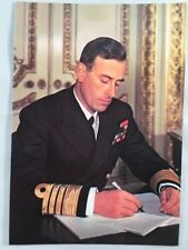 Vice Admiral Lord Louis Mountbatten Imperial War Museum Postcard TR1228