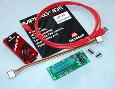 ICSP Adapter ZIF 28 PIC w/ PICkit 3 USB Programmer