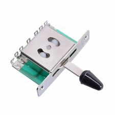 Switch Toggle Electric Guitar Lever Switch With PCB Circuit Board 5 Way