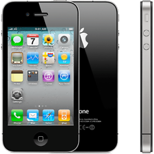 Apple iPhone 4 - 8GB - Black   Verizon   A1349   Clean ESN - GREAT!