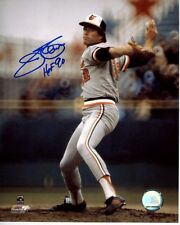JIM PALMER Signed Autographed MLB BALTIMORE ORIOLES Photo